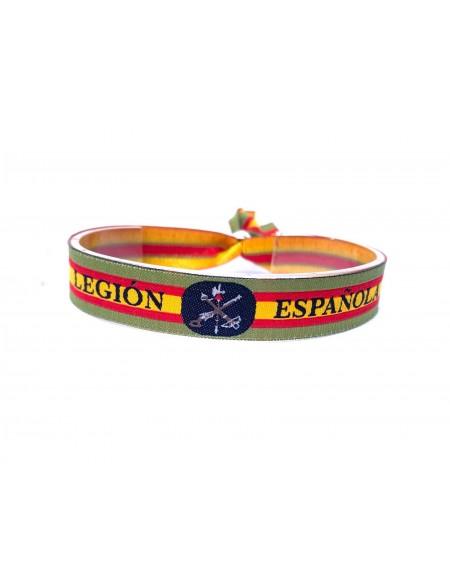 Pulsera de la Legión Española